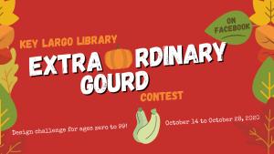Extraordinary Gourd Contest