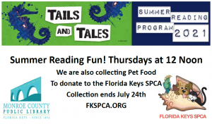 Image for Tails and Tales Summer REading Fun 2021