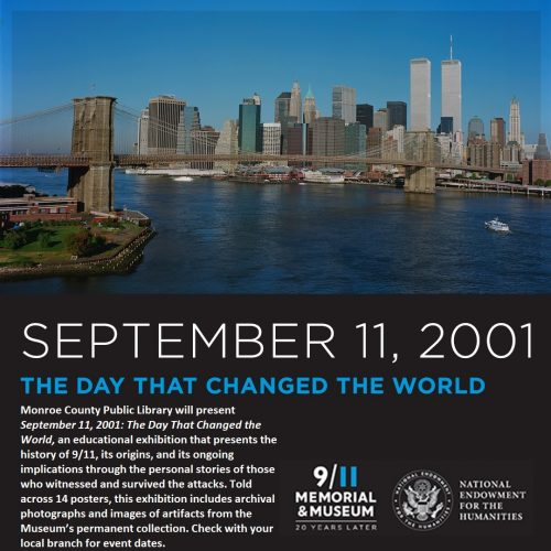 IMaage for exhibit september 11, 2001 the day that changed the world
